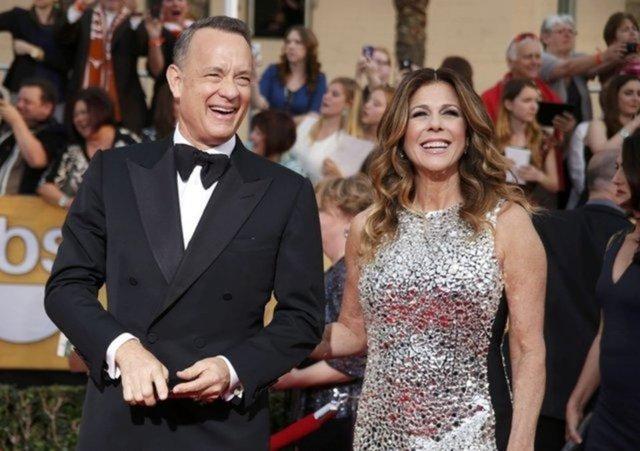 Tom Hanks ile Rita Wilson evlerine döndü - Magazin haberleri