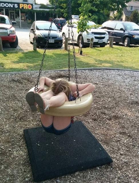 Çocuk ruhlu yetişkinlerin 'park' hüsranı!