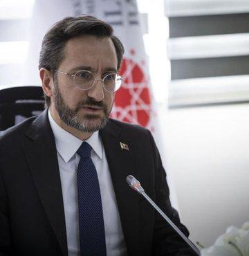İletişim Başkanı Fahrettin Altun, yeni tip koronavirüsün (Kovid-19) yayılmasını engellemek amacıyla alınan yeni önlemlerin ortak savunmayı daha da güçlendireceğini belirtti