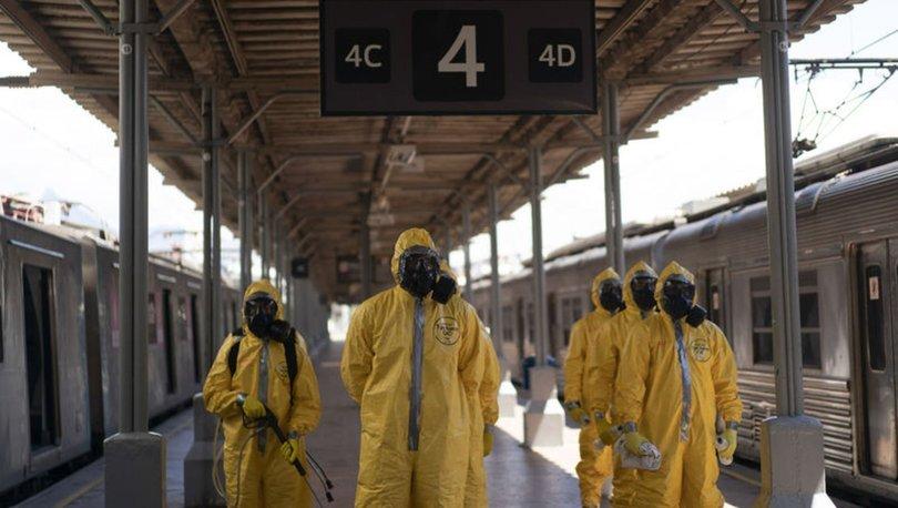 Latin Amerika'da koronavirüs vaka sayısı 11 bini, can kaybı 200'ü aştı