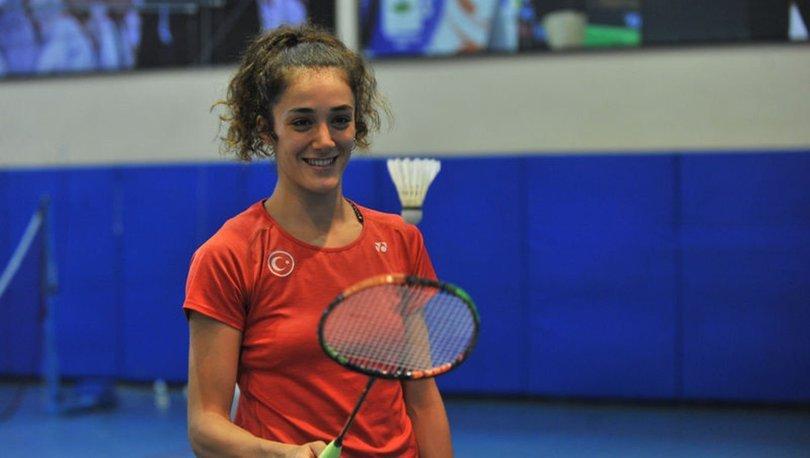 Milli badmintoncu Neslihan Yiğit: