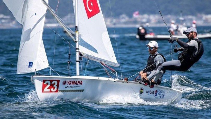Fenerbahçe Doğuş'un milli yelkencisi Ateş Çınar, olimpiyatların ertelenmesini değerlendirdi