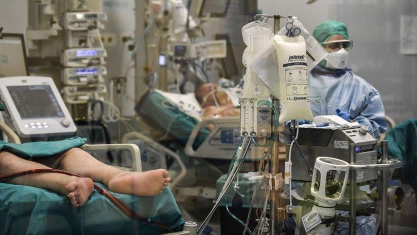 Son dakika koronavirüste korkunç gelişme! Koronavirüste en yüksek ölüm! - Haberler