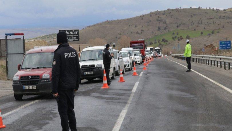 Yozgat'ta bir köy koronavirüs nedeniyle karantinaya alındı - Haberler
