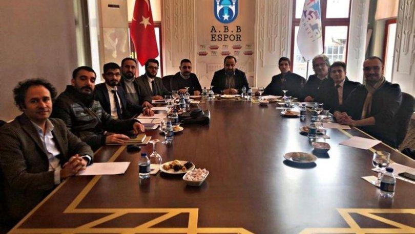 Ankara'da ilk espor kulübü kuruldu