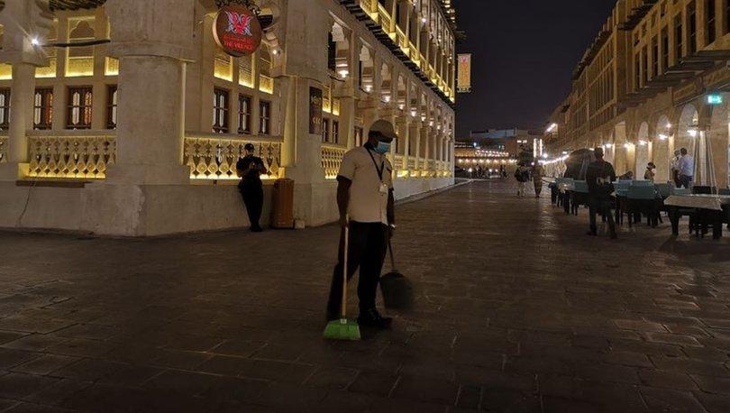 Katarda koronavirüs kaynaklı ilk ölüm gerçekleşti