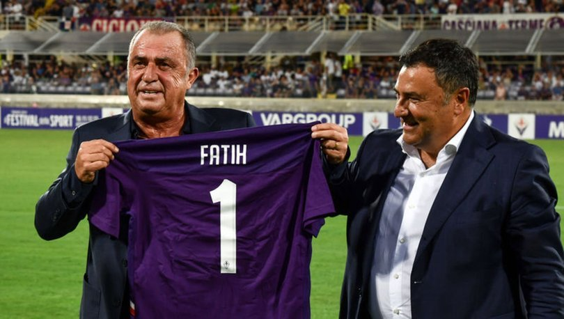Fiorentina, Fatih Terim'i en iyilerden seçti