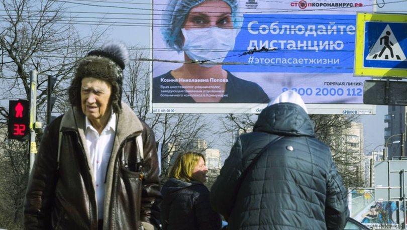 Rusya'da 'koronavirüse karşı ilaç geliştirildi' iddiası! - Haberler