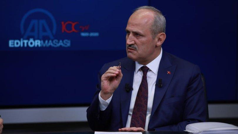 SON DAKİKA! Ulaştırma Bakanı Cahit Turhan görevden alındı