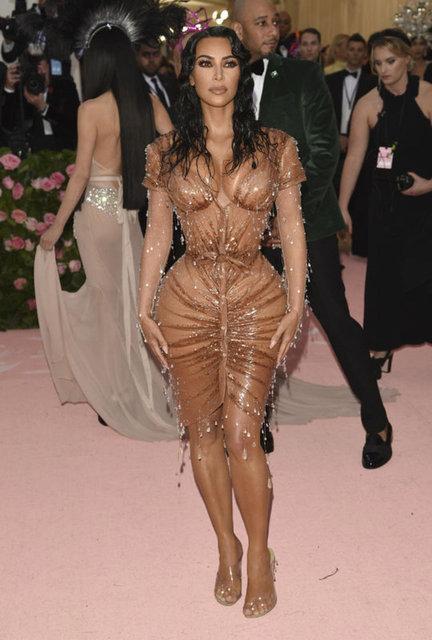 Kim Kardashian 1 milyon dolar bağışladı - Magazin haberleri