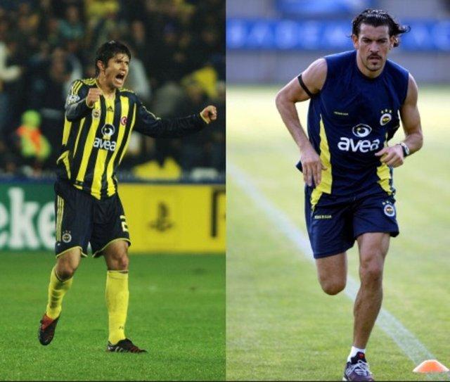 Fenerbahçe'nin geçilmez ikilileri!