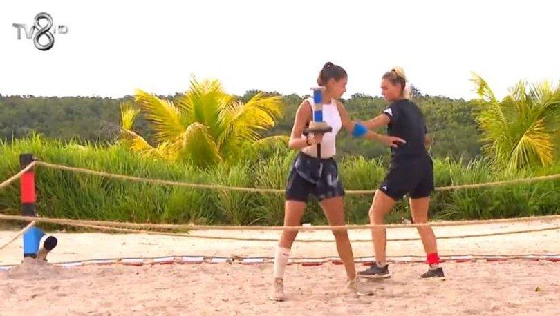 Survivor dokunulmazlık oyununu kim kazandı? 28 Mart Survivor son bölüm