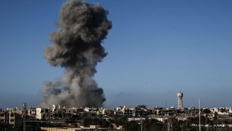 Libya'da Hafter'e büyük darbe! Sirte komutanı öldürüldü