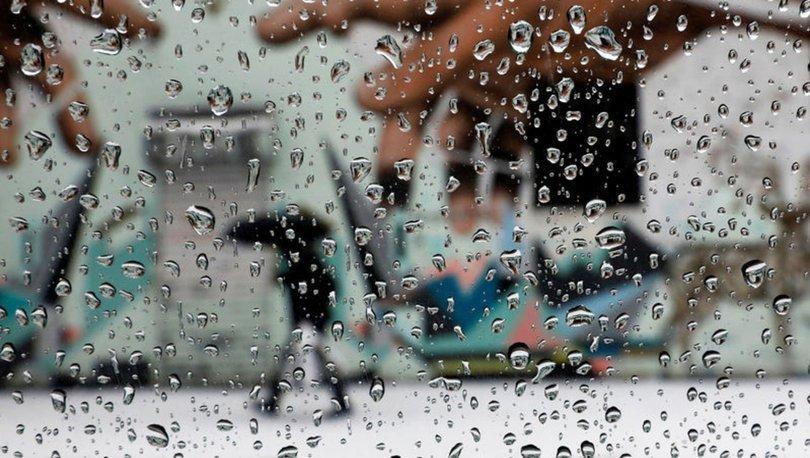 YAĞMURLU! Meteoroloji'den son dakika hava durumu uyarısı! Türkiye serin ve sağanak yağışlı havanın etkisinde