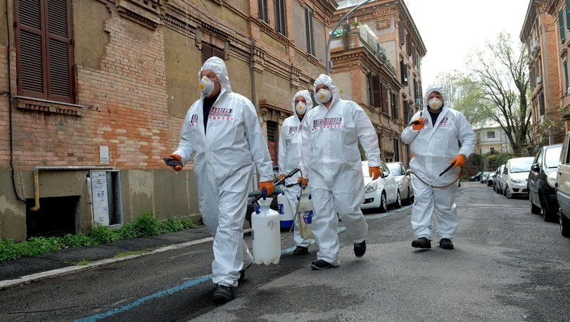 Son Dakika Haberi: Koronavirüs hangi ülkede kaç kişiyi etkiledi? - Haberler