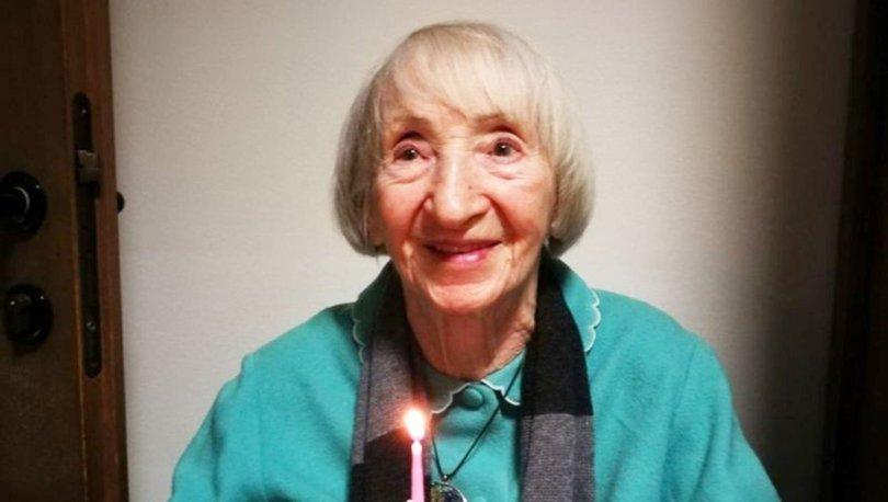 102 yaşında koronavirüsü yenen Lina nine İtalya'da umudun sembolü oldu! - Haberler