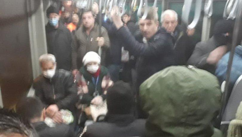 Son dakika haberler...İBB'den 'fazla yolcu' açıklaması