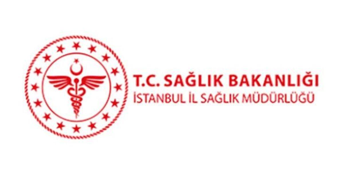 İstanbul İl Sağlık Müdürlüğü'nden açıklama