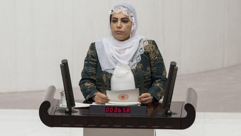 HDP'li Remziye Tosun hakkında soruşturma