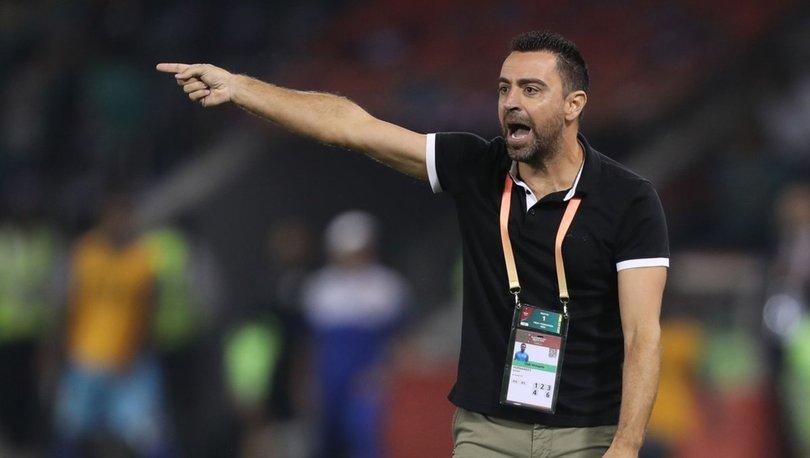 Xavi Hernandez, eski takımı Barcelona'yı çalıştırmak istiyor
