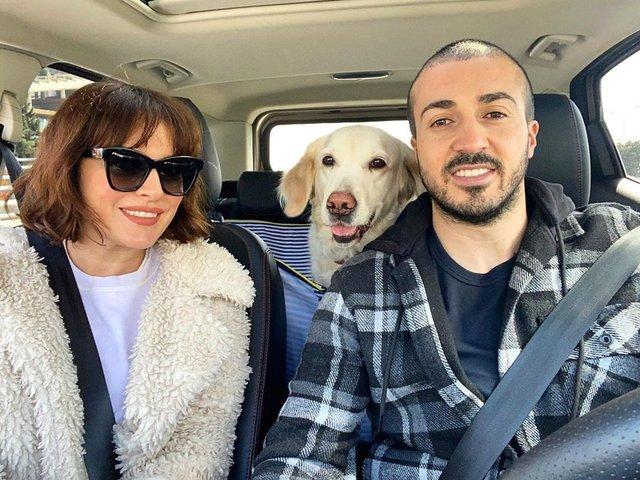 Mustafa Aksakallı sevgilisi Ezgi Mola'nın yeni yaşını kutladı - Magazin haberleri