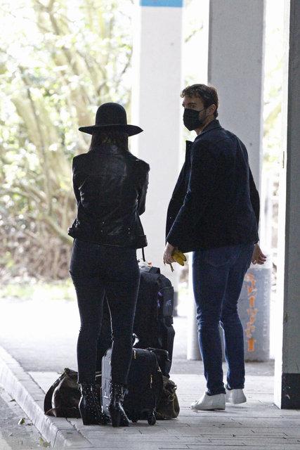 Nicole Scherzinger aşka geldi! Karantinadan kaçtılar - Magazin haberleri