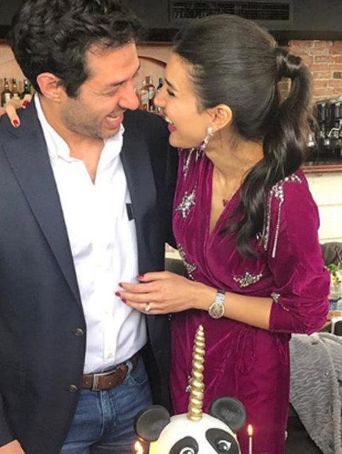 Mert Fırat'tan eşi İdil Fırat'a romantik doğum günü mesajı - Magazin haberleri