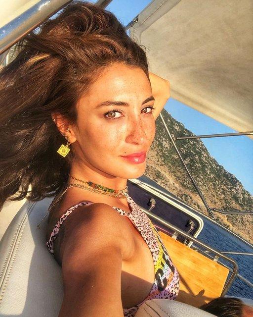 Merve Oflaz: Kendimi karantinaya aldım ve iyileştim - Magazin haberleri