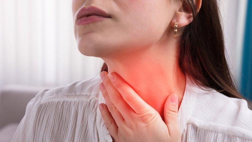 Boğaz ağrısı neden olur? Boğaz ağrısı belirtileri nelerdir? Boğaz ağrısına ne iyi gelir?