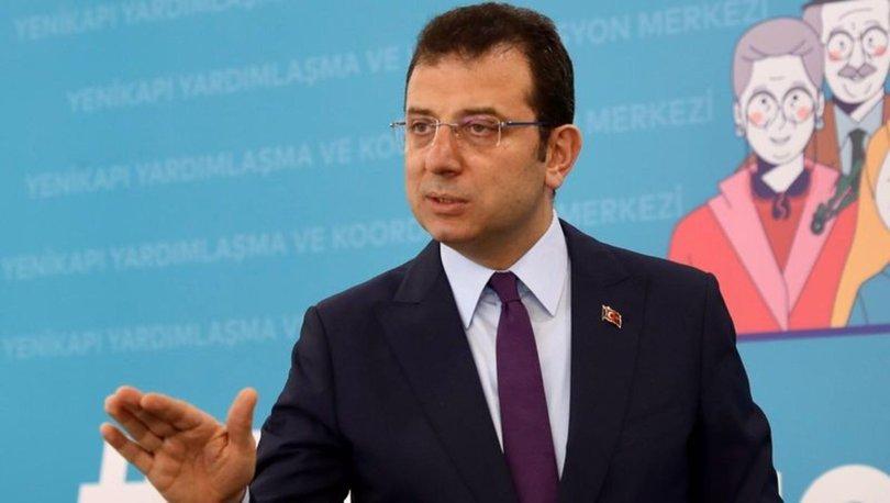 Son dakika... İmamoğlu: İstanbul'da sokağa çıkma yasağı ilan edilsin - Haber