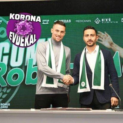Süper Lig'de korona ayrılığı!