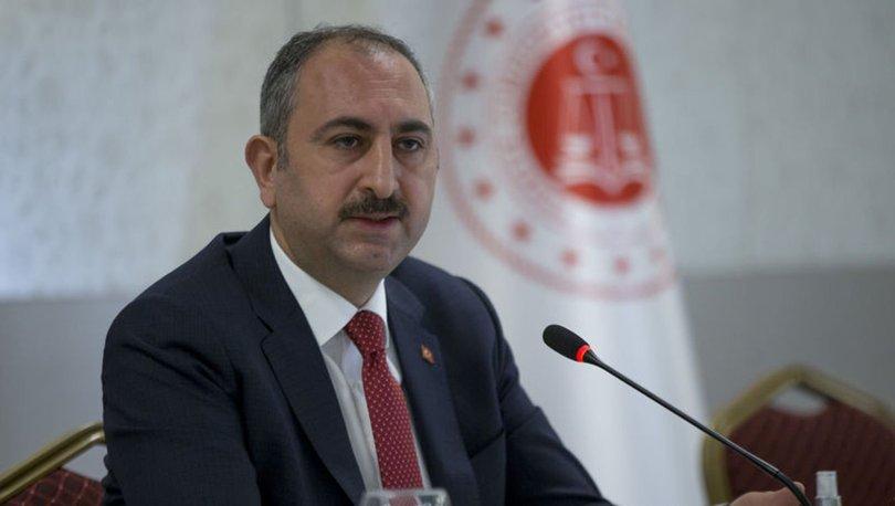 Adalet Bakanı Gül: Cezaevi personelleri izole edilen yerlerde kalacak
