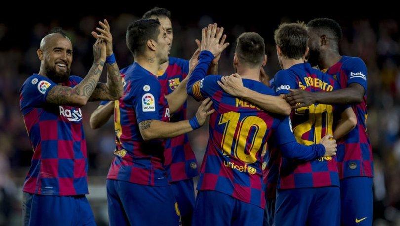 Barcelonalı futbolcular maaşlarının yüzde 70'ini almayacak