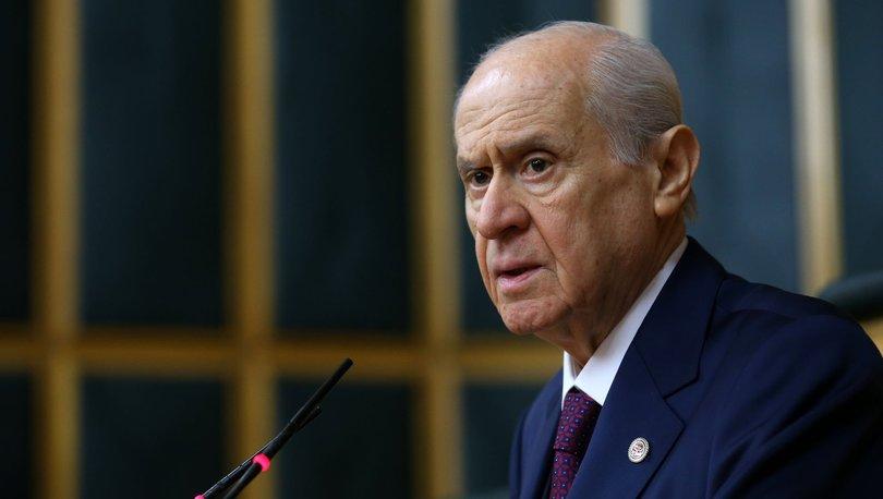 Son dakika haberler... MHP Genel Başkanı Bahçeli'den 'Covid 19' açıklaması!