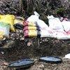 Teröristlere ait malzemeler imha edildi