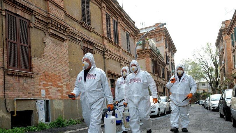 Son dakika haberleri! İtalya'da son 24 saatte koronavirüs sebebiyle 812 kişi hayatını kaybetti!