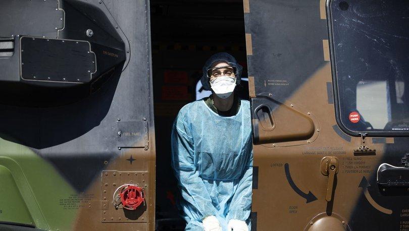 Fransa'da koronavirüs kaynaklı can kaybı 3 bini aştı! - Haberler