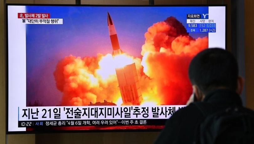 Kuzey Kore 'süper büyük' füze rampaları denediğini açıkladı, Güney Kore 'zamanlama çok yersiz' dedi