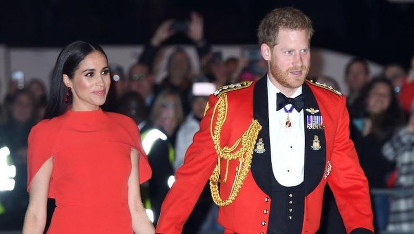 Trump: Prens Harry ve eşi Meghan Markle, güvenlik harcamalarını kendileri karşılamalı