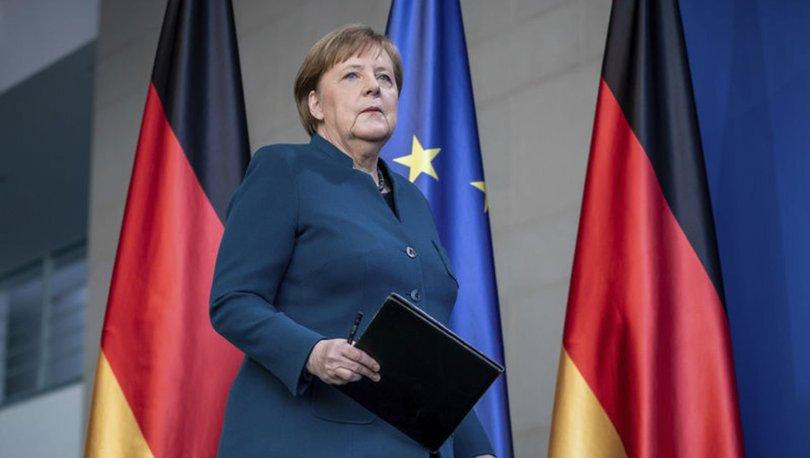 Almanya Başbakanı Merkel'in üçüncü koronavirüs testi de negatif çıktı