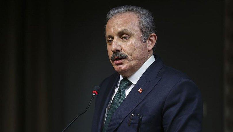 TBMM Başkanı Şentop ''Biz Bize Yeteriz Türkiyem'' kampanyasına 5 maaşını bağışladı