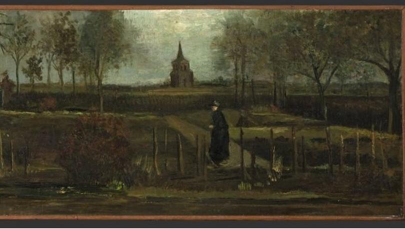 Hollanda'daki Singer Müzesi'nden Van Gogh tablosu çalındı