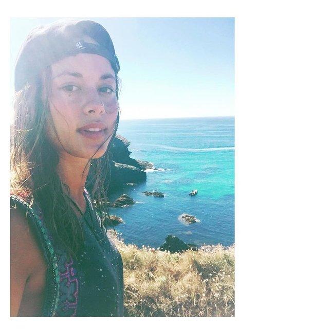 Koronavirüse yakalanan 30 yaşındaki model, yaşı ve sağlıklı görüntüsü nedeniyle dikkate alınmadı - Haberler