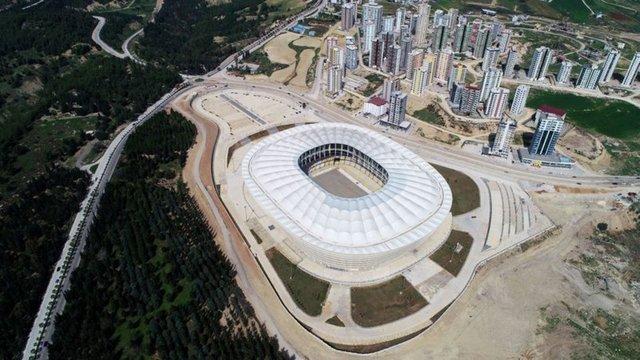 Adana'nın yeni stadında son durum - Haberler