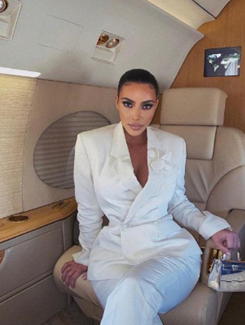 Kim Kardashian'dan 'üniversite' anıları - Magazin haberleri