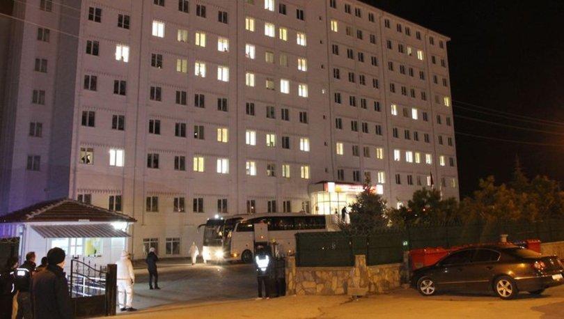 KKTC'den gelen 332 kişiye Karaman'da karantina önlemi