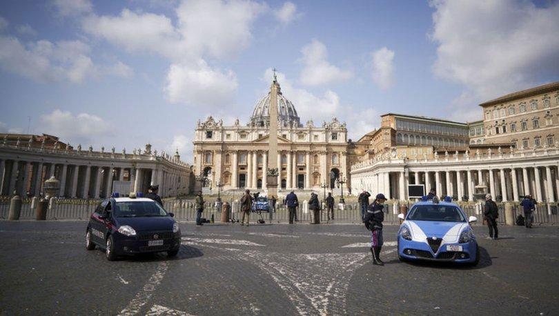 Vatikan'da bir kardinal koronavirüse yakalandı!
