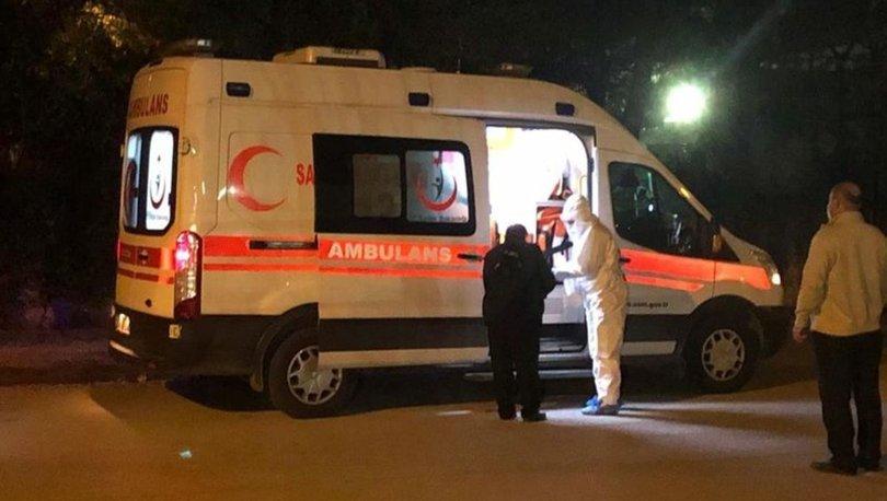 Son dakika haber! Diyarbakır'dan gelen kamyon şoförüne 'virüs' operasyonu