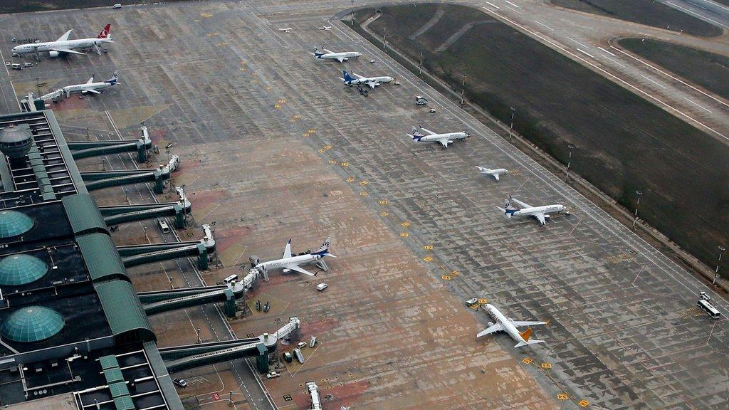 Mesai saati ayarı! 39 havalimanı...