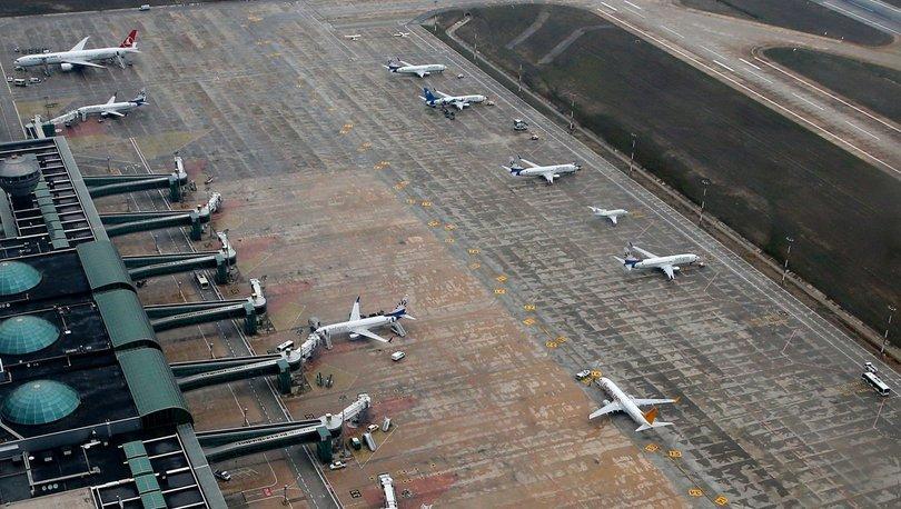 Havalimanlarına mesai saati ayarları